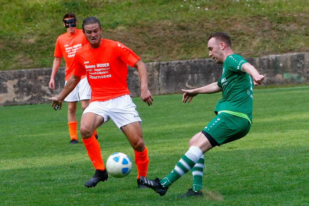 Vorbereitungsspiel TSV Obernsees - 70