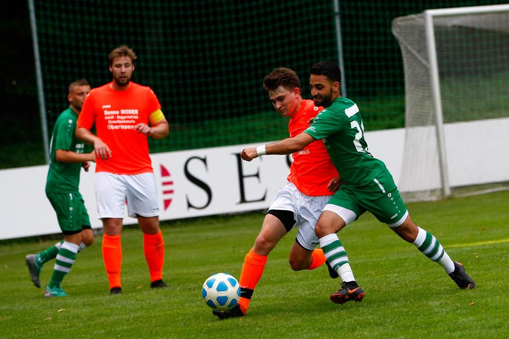 Vorbereitungsspiel TSV Obernsees - 74
