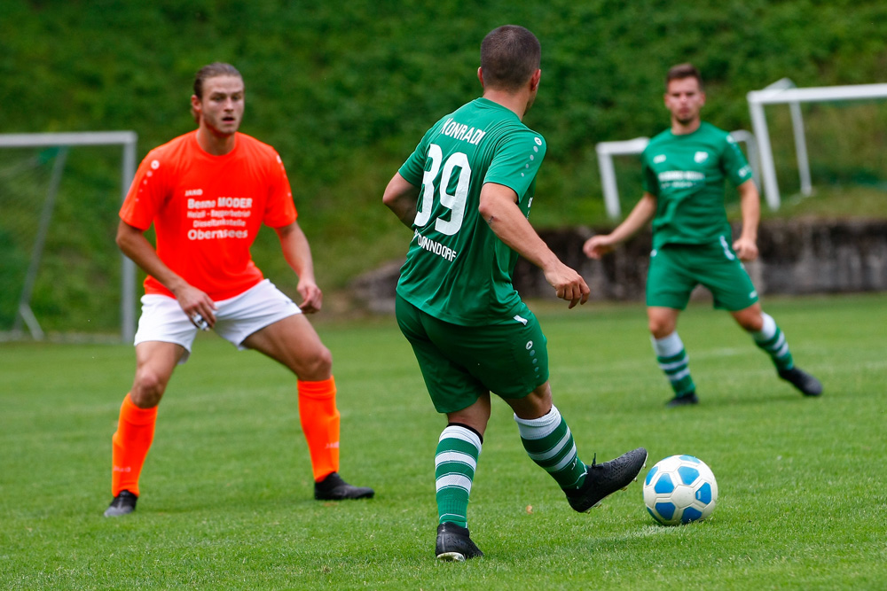 Vorbereitungsspiel TSV Obernsees - 75