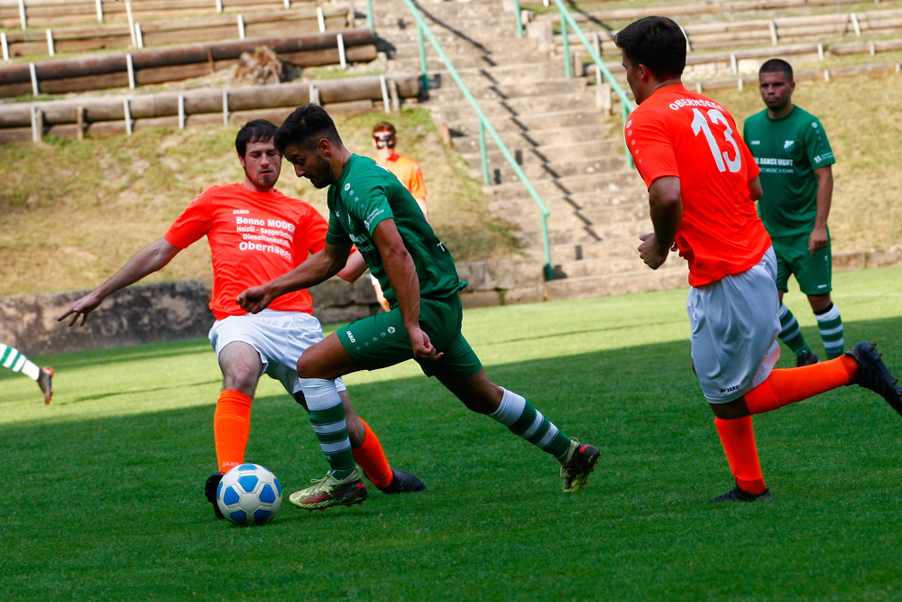 Vorbereitungsspiel TSV Obernsees - 77