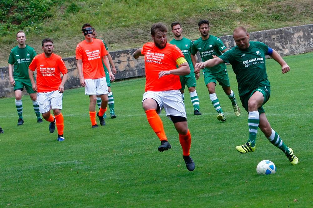 Vorbereitungsspiel TSV Obernsees - 78
