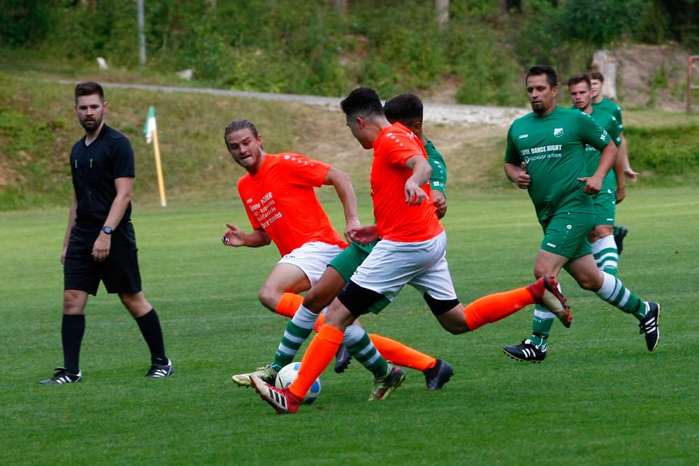 Vorbereitungsspiel TSV Obernsees - 79