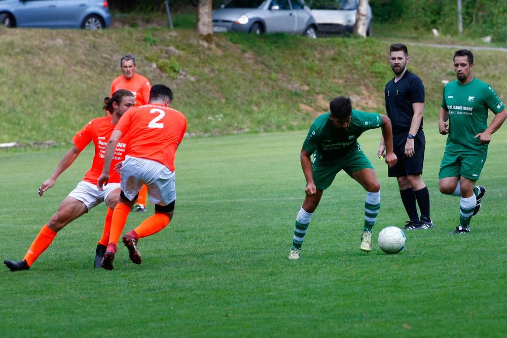 Vorbereitungsspiel TSV Obernsees - 80