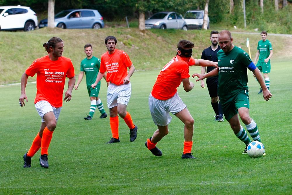 Vorbereitungsspiel TSV Obernsees - 81