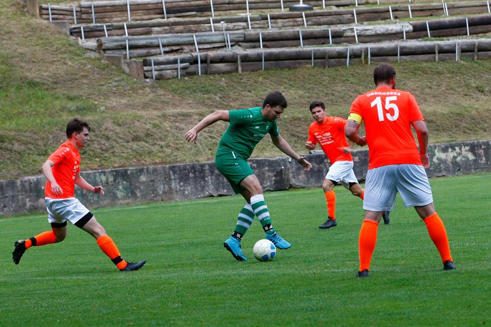 Vorbereitungsspiel TSV Obernsees - 82