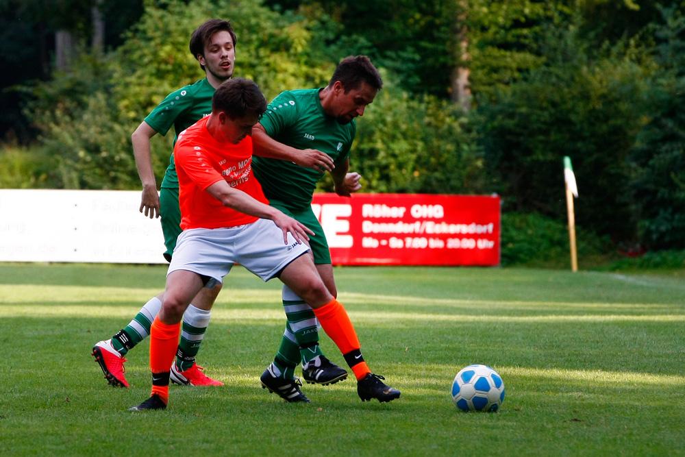 Vorbereitungsspiel TSV Obernsees - 83