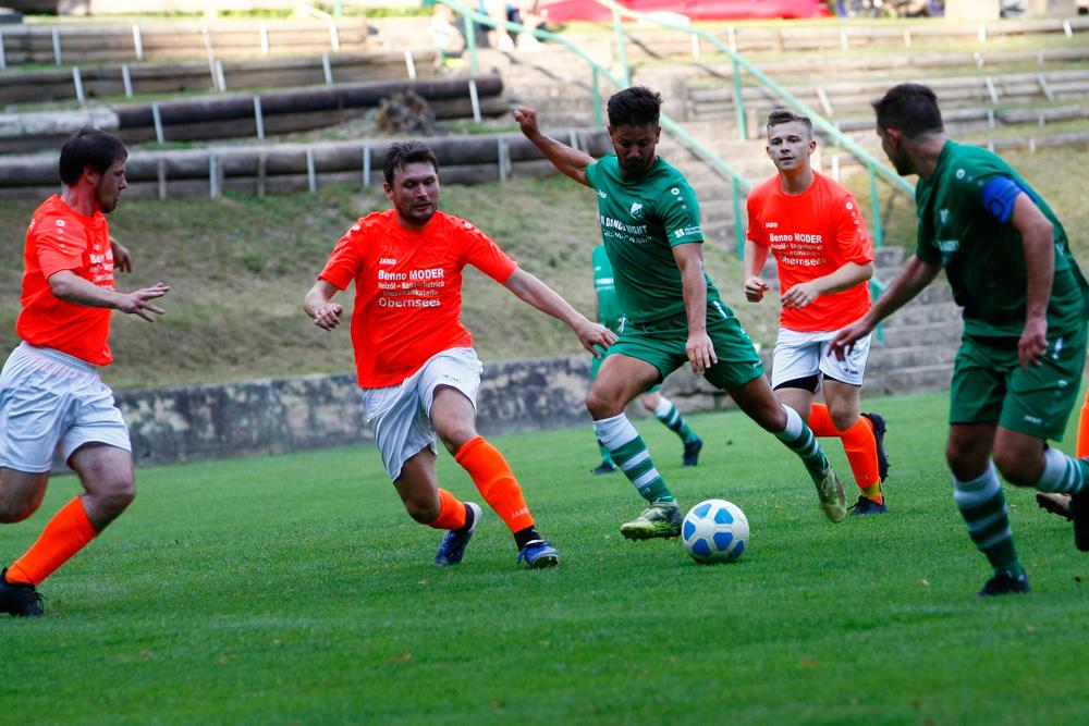 Vorbereitungsspiel TSV Obernsees - 85