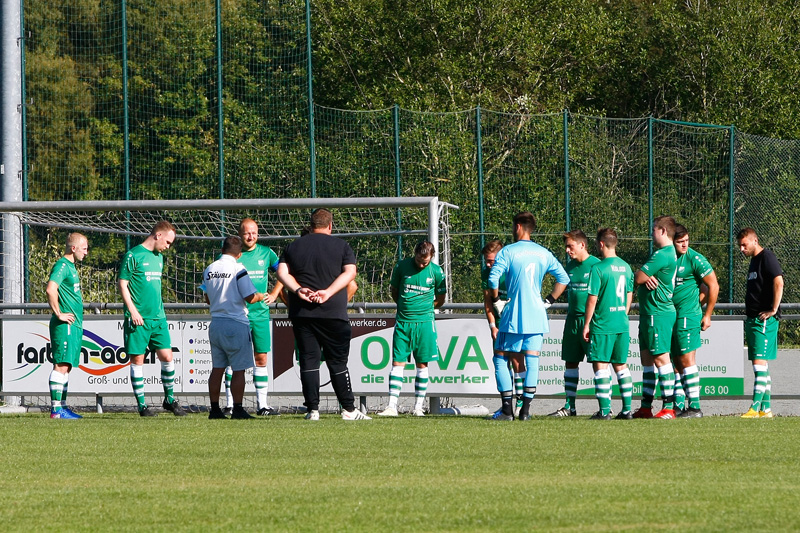 Pokalspiel SV Heinersreuth - 2