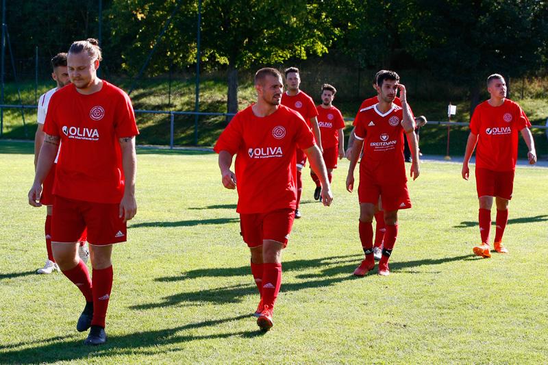 Pokalspiel SV Heinersreuth - 3