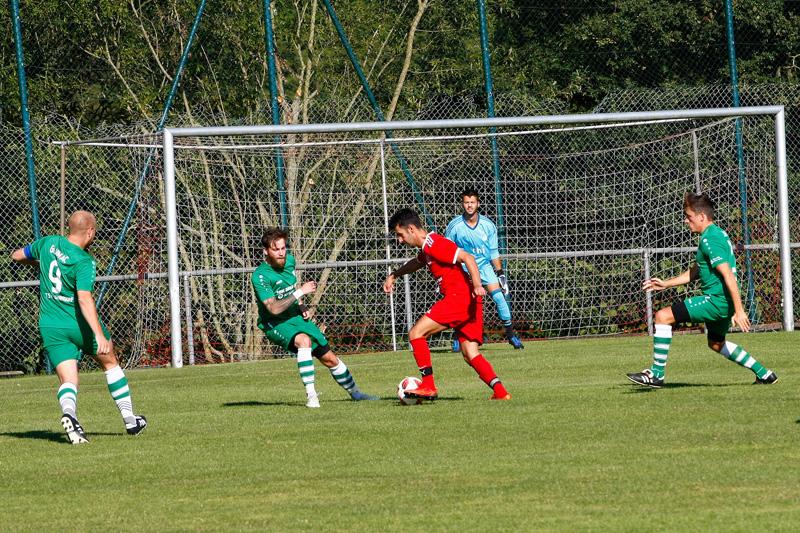 Pokalspiel SV Heinersreuth - 7