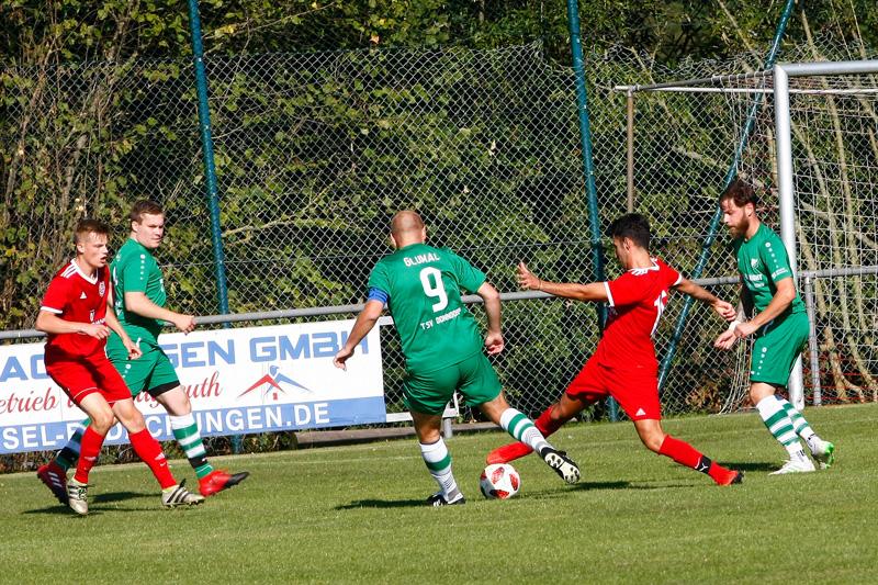 Pokalspiel SV Heinersreuth - 8