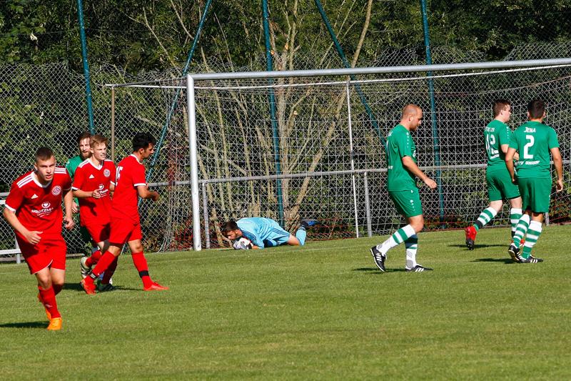 Pokalspiel SV Heinersreuth - 9