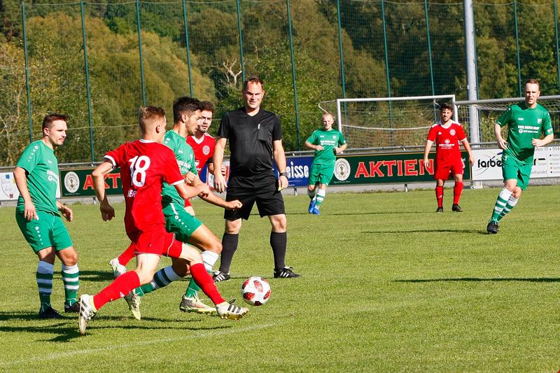 Pokalspiel SV Heinersreuth - 10