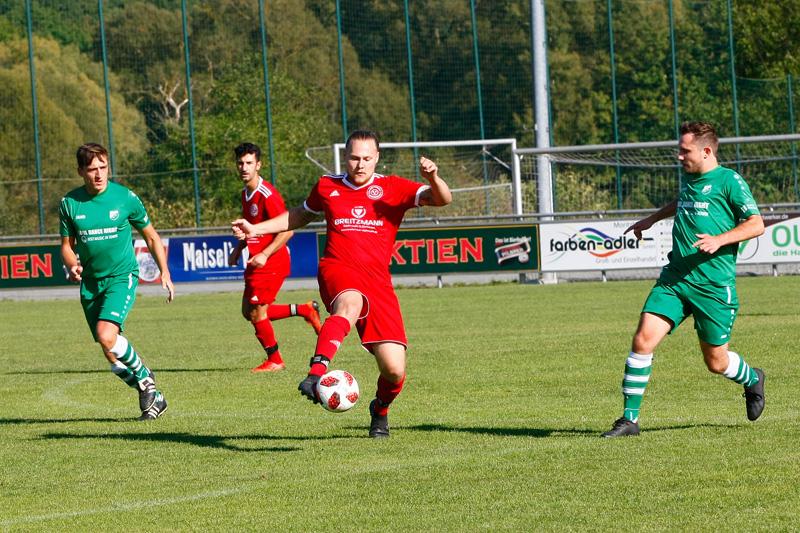Pokalspiel SV Heinersreuth - 11