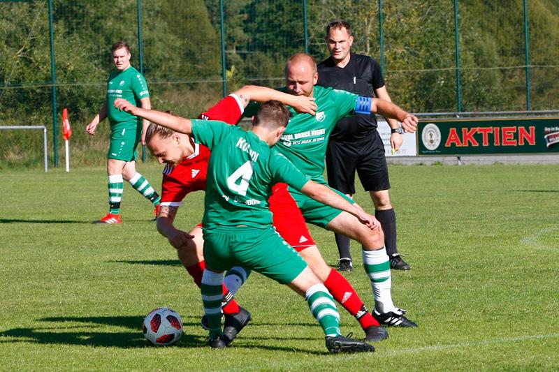 Pokalspiel SV Heinersreuth - 12