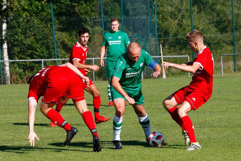 Pokalspiel SV Heinersreuth - 13