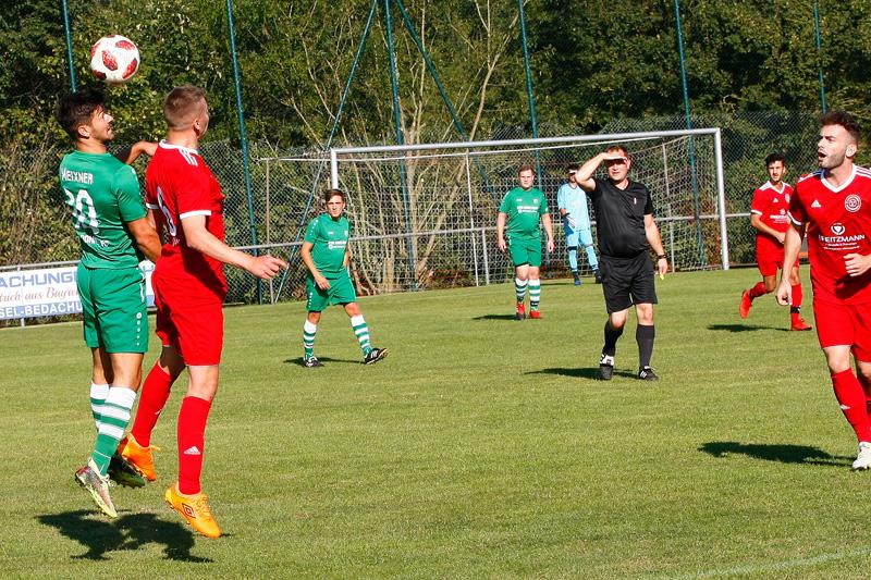 Pokalspiel SV Heinersreuth - 14