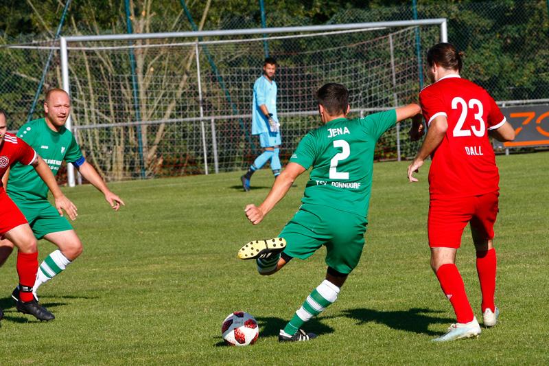 Pokalspiel SV Heinersreuth - 15