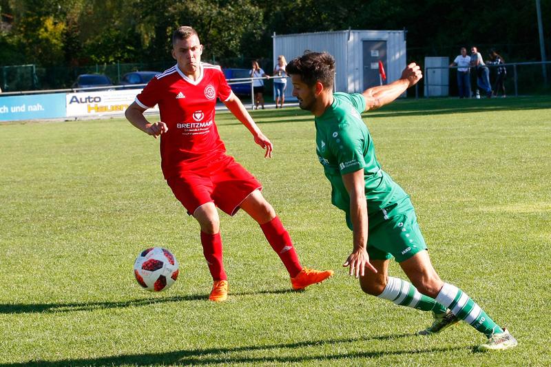 Pokalspiel SV Heinersreuth - 16