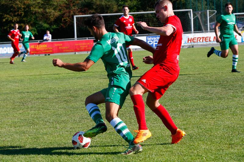 Pokalspiel SV Heinersreuth - 17