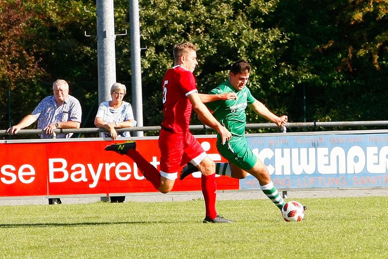 Pokalspiel SV Heinersreuth - 19