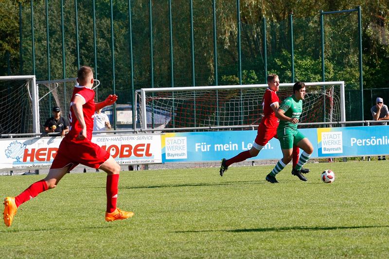Pokalspiel SV Heinersreuth - 20