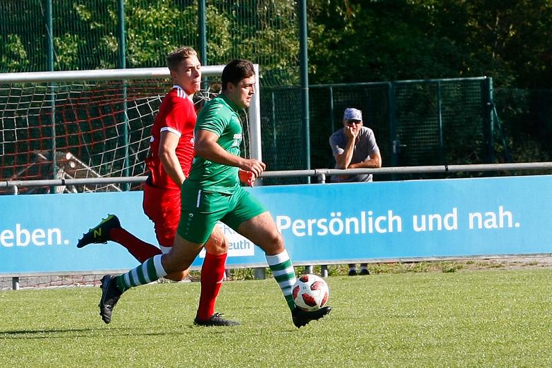 Pokalspiel SV Heinersreuth - 21