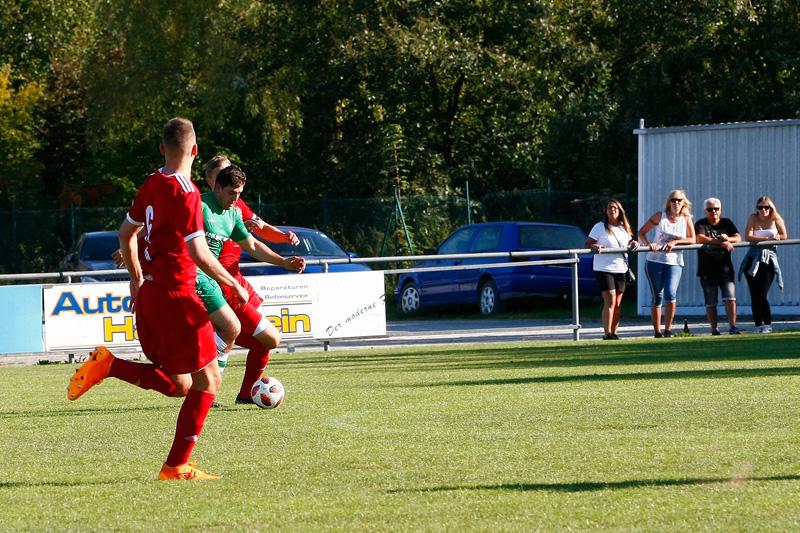 Pokalspiel SV Heinersreuth - 22