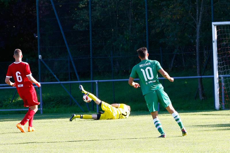 Pokalspiel SV Heinersreuth - 23