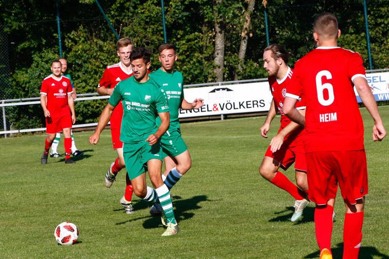 Pokalspiel SV Heinersreuth - 27