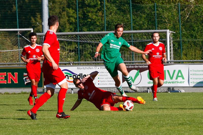 Pokalspiel SV Heinersreuth - 28