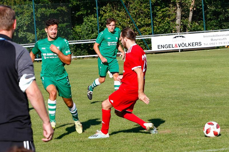 Pokalspiel SV Heinersreuth - 29