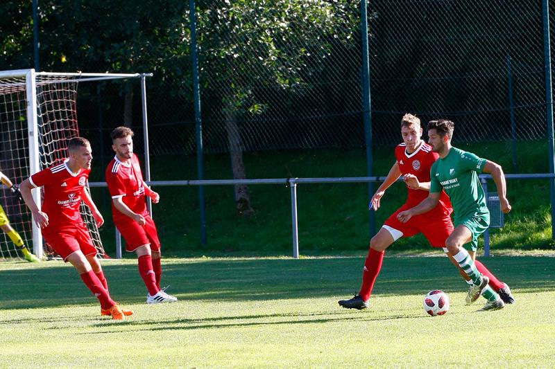 Pokalspiel SV Heinersreuth - 30