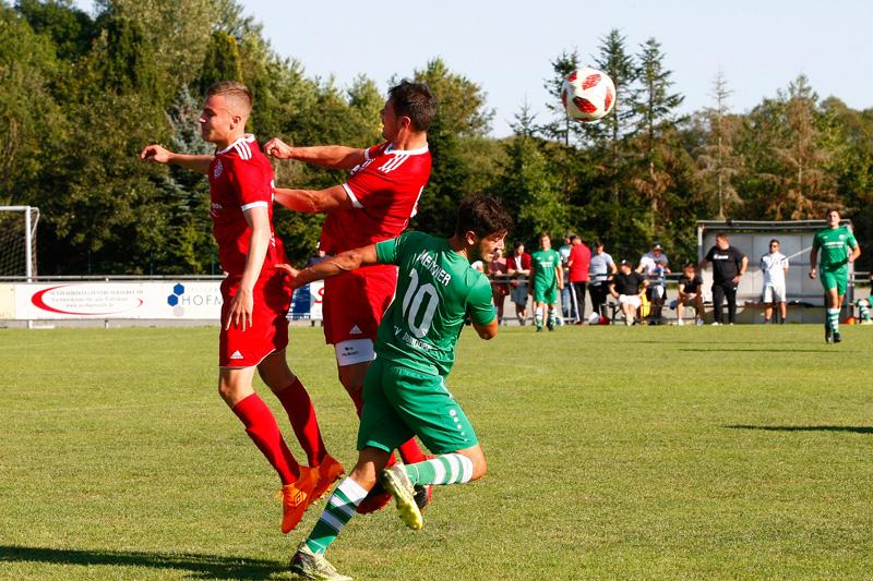 Pokalspiel SV Heinersreuth - 31