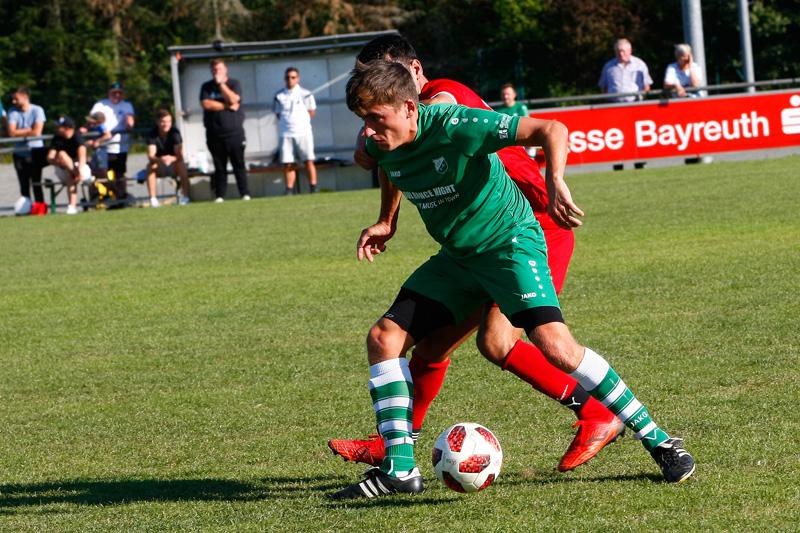 Pokalspiel SV Heinersreuth - 32