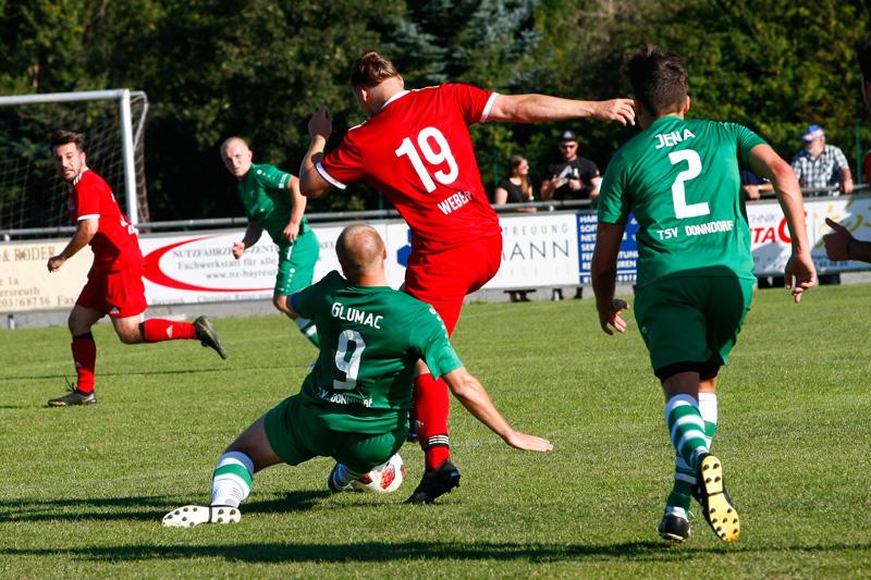 Pokalspiel SV Heinersreuth - 33