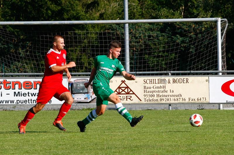Pokalspiel SV Heinersreuth - 36