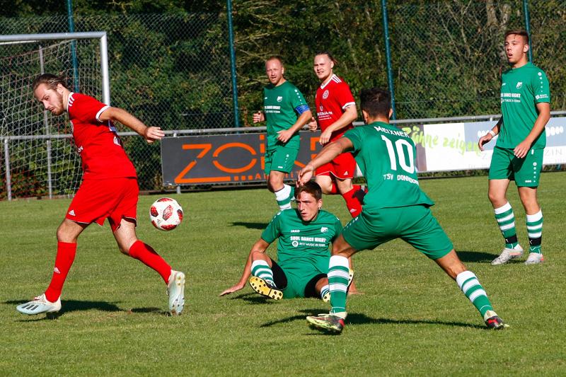 Pokalspiel SV Heinersreuth - 37