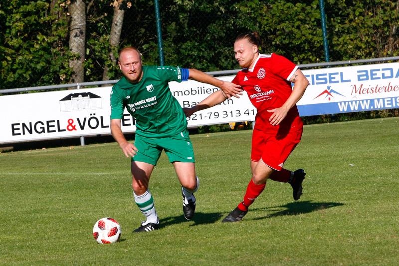 Pokalspiel SV Heinersreuth - 38