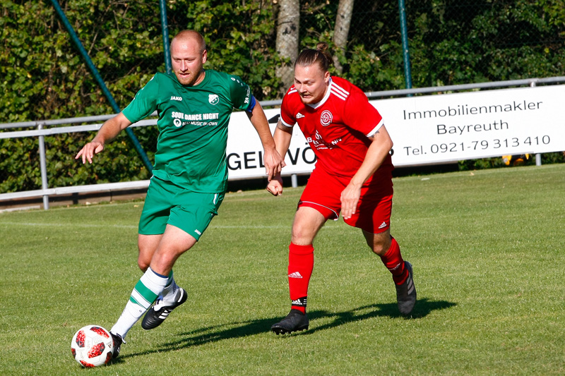 Pokalspiel SV Heinersreuth - 39