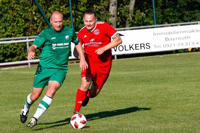 Pokalspiel SV Heinersreuth - 40