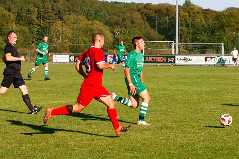 Pokalspiel SV Heinersreuth - 41