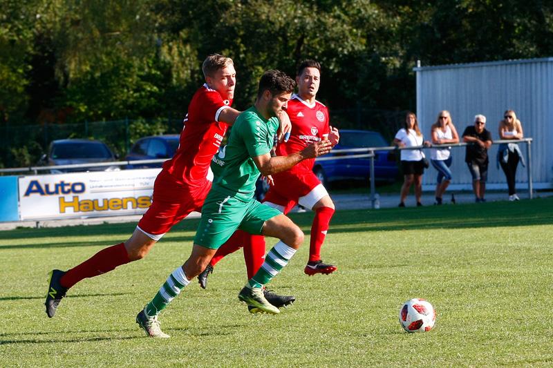 Pokalspiel SV Heinersreuth - 42
