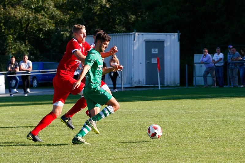 Pokalspiel SV Heinersreuth - 43