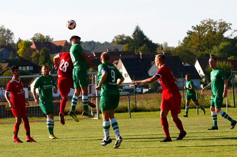 Pokalspiel SV Heinersreuth - 46