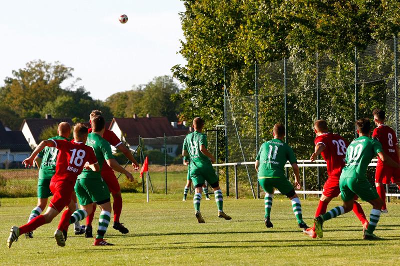 Pokalspiel SV Heinersreuth - 47