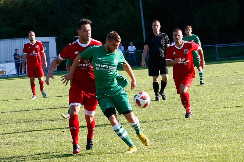 Pokalspiel SV Heinersreuth - 50