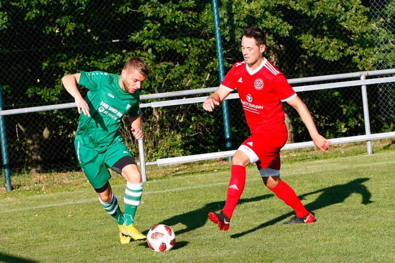 Pokalspiel SV Heinersreuth - 51