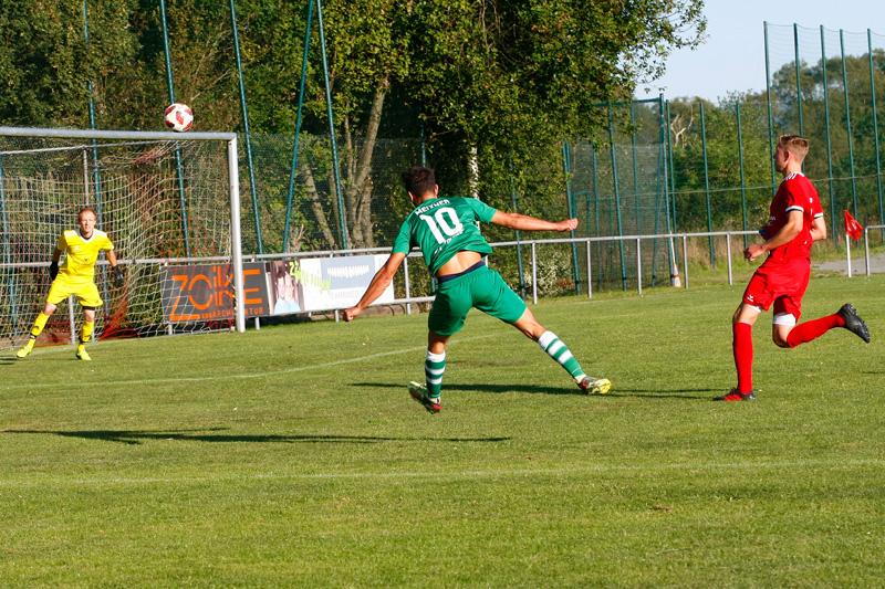 Pokalspiel SV Heinersreuth - 54
