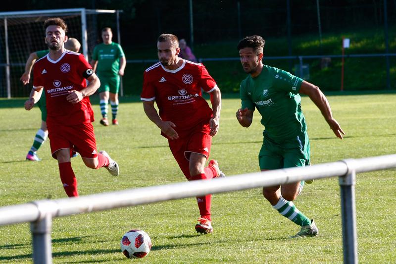Pokalspiel SV Heinersreuth - 55